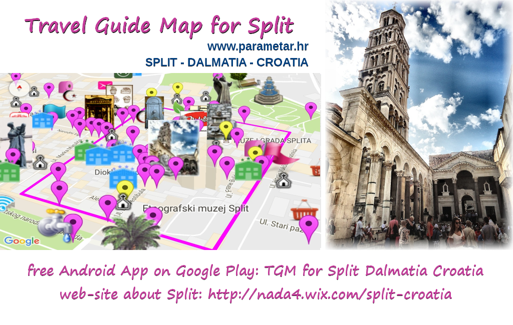 TGM for Split Dalmatia Croatia free Android app on Google Play